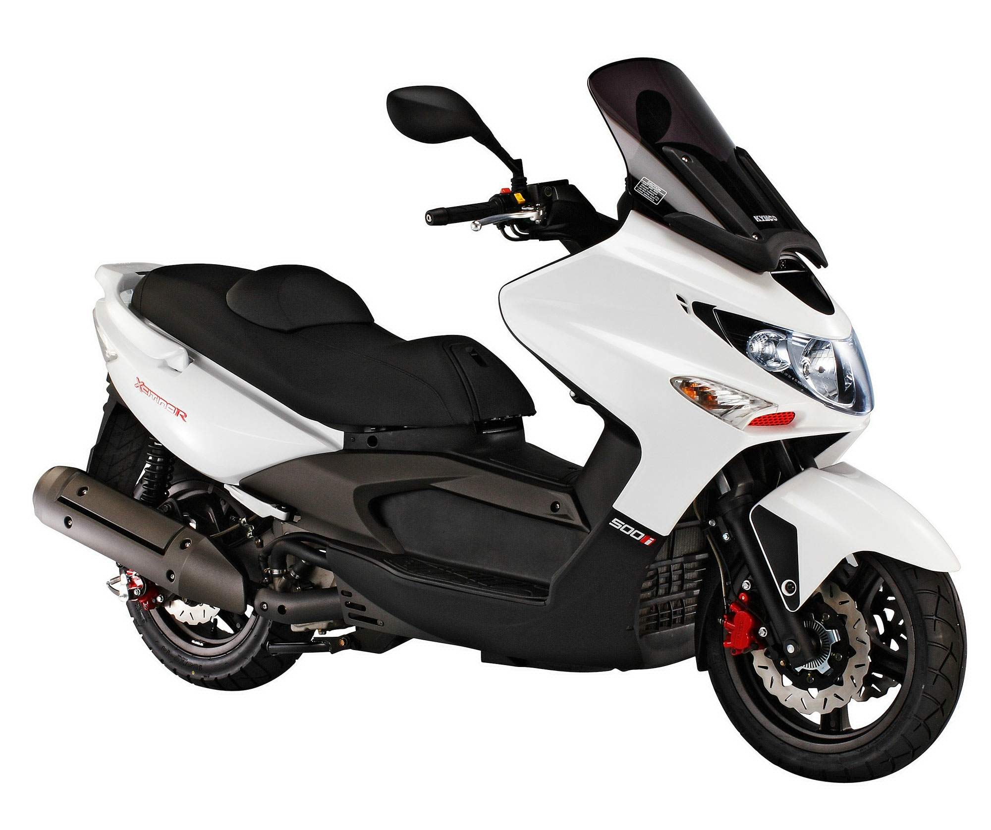 KYMCO Kymco Xciting 500Ri technical specifications